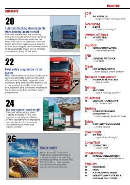 Page 2 - Logistics News March 2016