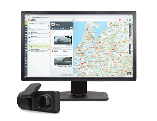 Webfleet Solutions launches WEBFLEET Video – a fully integrated video telematics solution